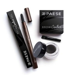 Zestaw: Brow Couture Pomade 4,5 g + Brow Couture Gel