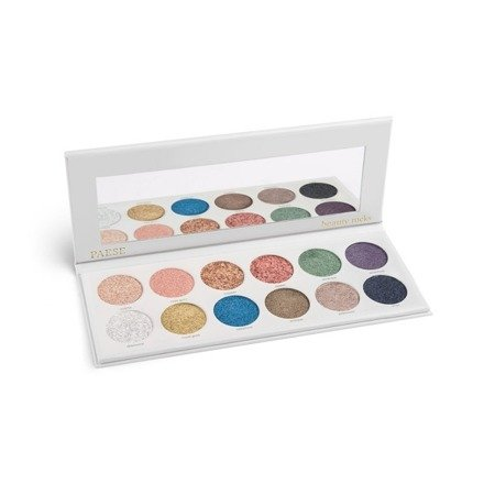 Paleta cieni do powiek Beauty Rocks 18 g