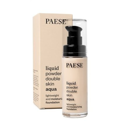 Podkład Liquid Powder Double Skin Aqua 30 ml