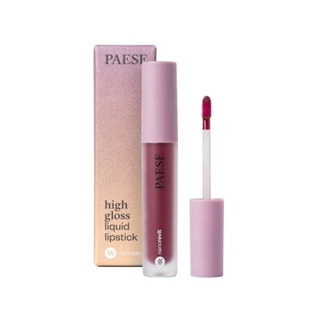 Pomadka w płynie Nanorevit High Gloss Liquid Lipstick 4,5 ml