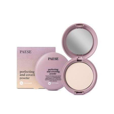 Puder upiększająco-kryjący Nanorevit Perfecting and Covering Powder 9 g